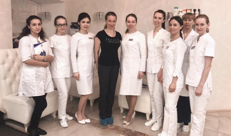 Выездное обучение в Клинике Алины Бухаровой