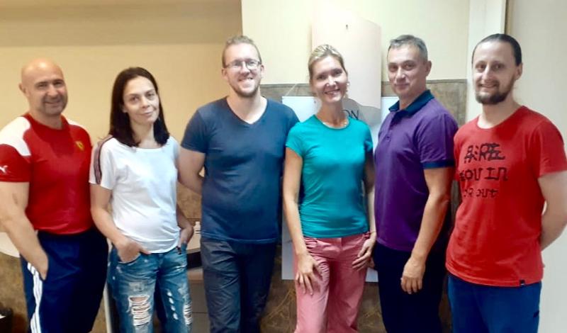 SLIM-массаж. Программа похудения и моделирования фигуры