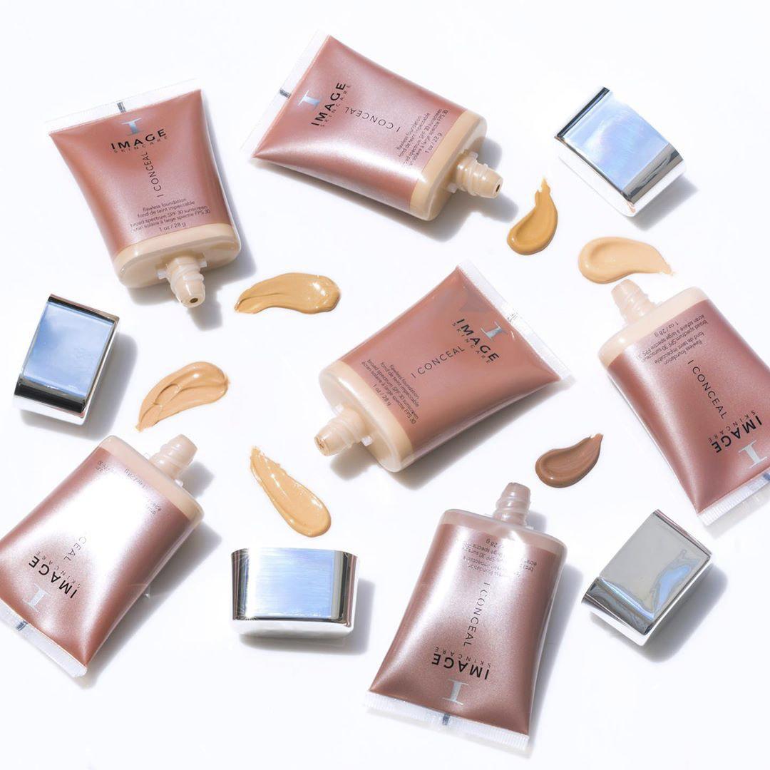 Новая упаковка препаратов IMAGE Skincare коллекции I Beauty