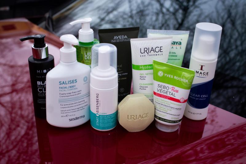 Проблемная кожа: как правильно умываться