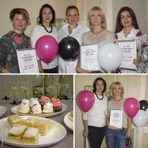 21 сентября в Новосибирске состоялся обучающий интенсив IMAGE Skincare (США)