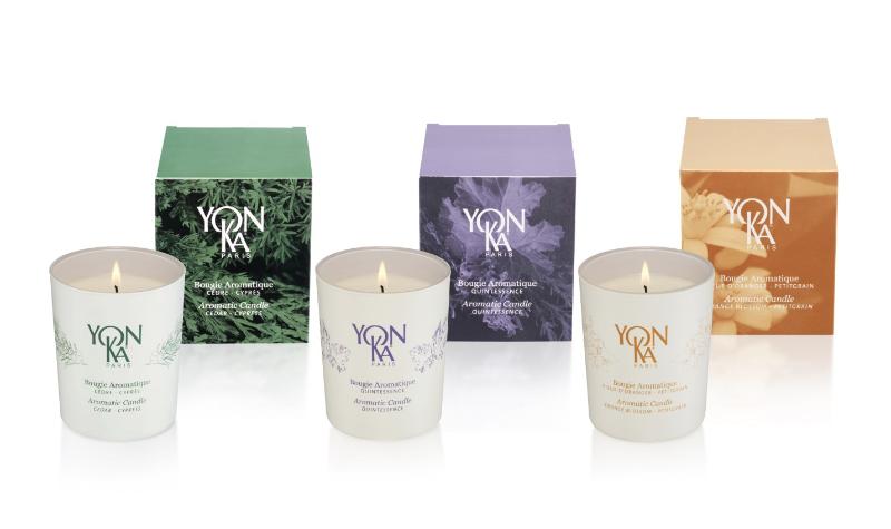 Фитоароматические свечи Yon-Ka